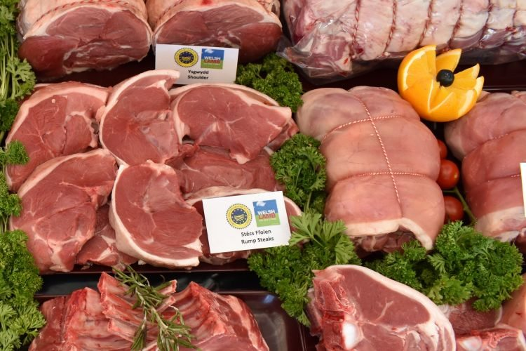 Lamb sales saw a boost as the pandemic led to more consumers sourcing local ingredients