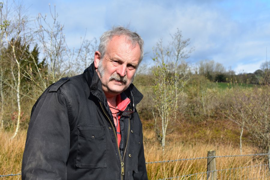 Phil Jones says there are misconceptions about the impact British farming has on the environment