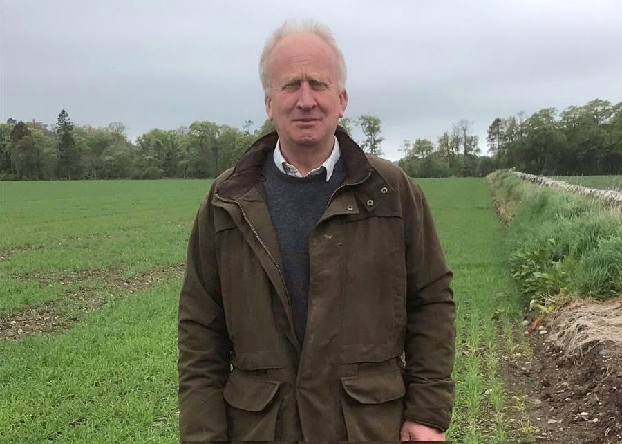 Jim Mason, of Denbrae Farm in North-East Fife, takes over as chair of the Scottish co-operative