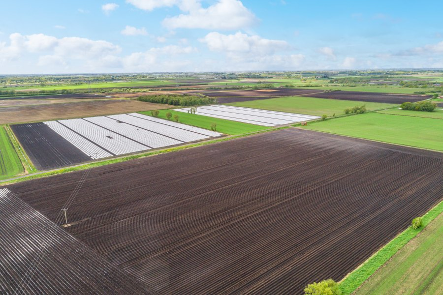 Very few farms with soils of this quality ever change hand, Strutt & Parker says