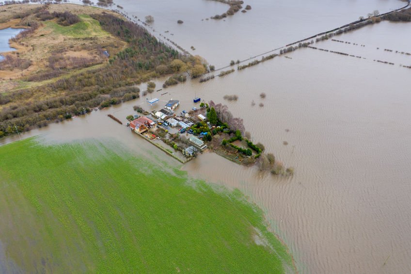 Water management must be transformed to increase resilience to climate change, the CLA says