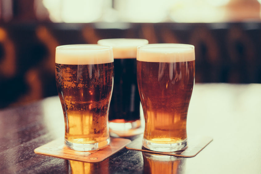 Demand for environmentally friendly beer and local ingredients has grown in the past year