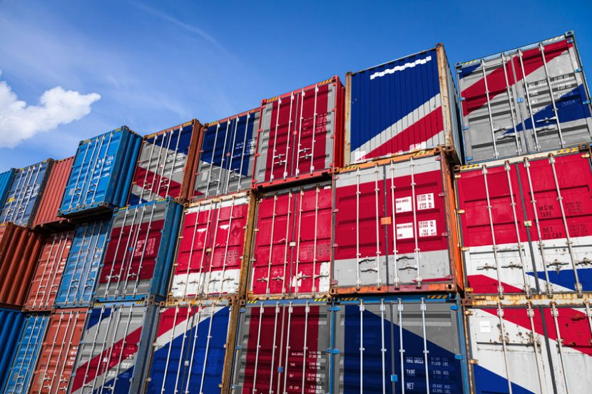 Under the new agreement, both sides will remove tariffs on £8.2bn of goods