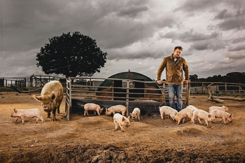 Jimmy's Farm runs breeding programmes which help towards the survival of UK rare breeds