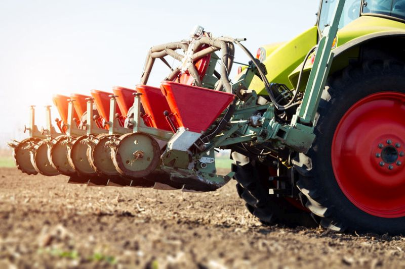 The scheme allows farmers to purchase machinery and equipment to improve on-farm efficiencies