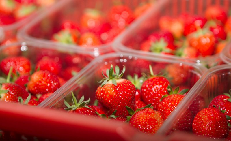 The berry brand will be the first in the UK to switch to punnets made from 100% recycled materials