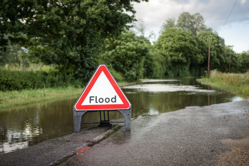 Farming businesses were devastated by the severe flooding in County Tyrone four years ago