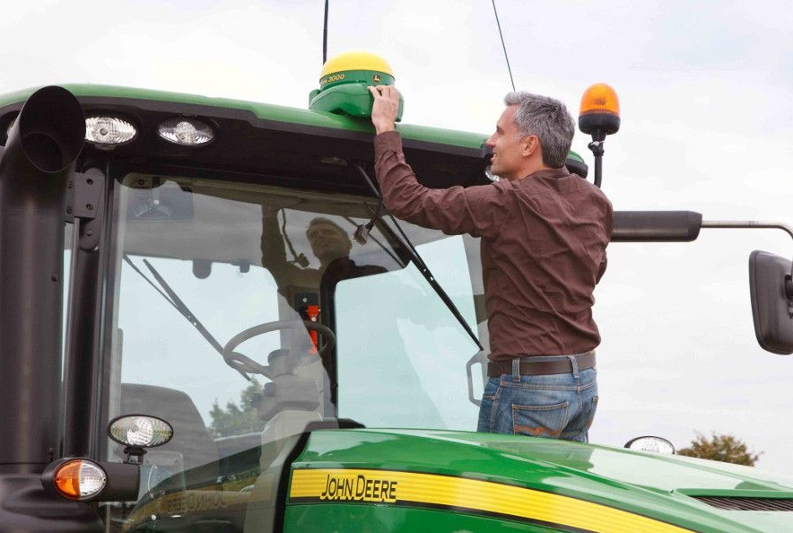 GPS thefts which have plagued farms across the country over the past year nearly doubled to £2.9m in 2020