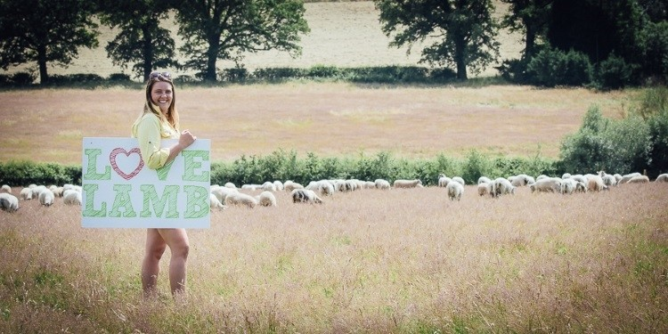 Love Lamb Week encourages the domestic consumption of UK lamb at its peak season of availability