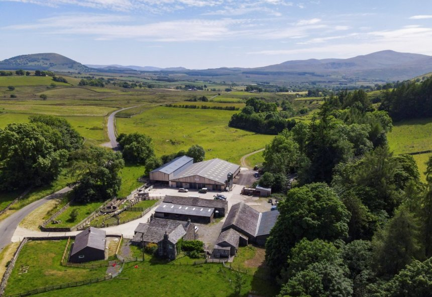 The Ernest Cook Trust has committed to maintaining Low Beckside Farm as a Cumbrian learning resource