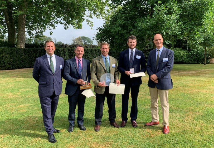 The Royal Agricultural Society of England's awards recognise excellence in land and business management