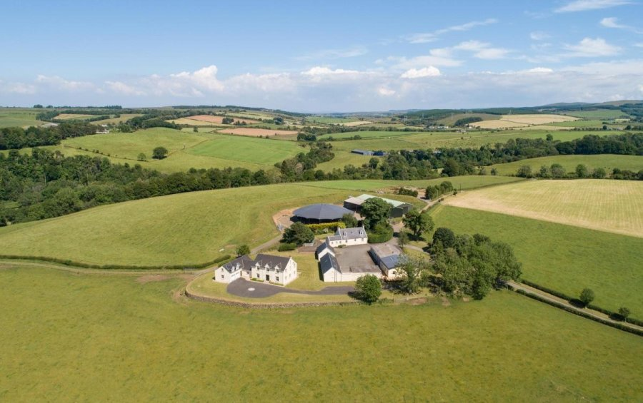 The current owner has invested significantly across the farm (Photo: Savills)