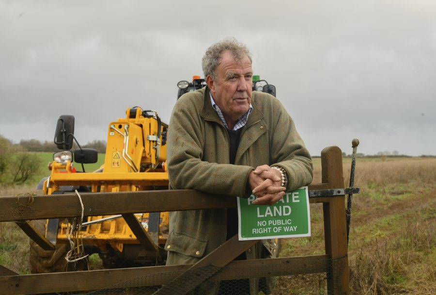 The popular series showcased the realities of farming on Clarkson's Oxfordshire farm to millions of viewers